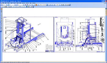 KOMPAS-Graphic successfully used in machine-building design, in civil engineering design, at drawing up various plans and diagrams